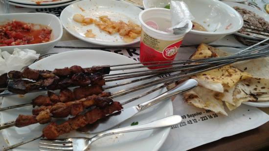 Cigerci Aydin: Kebab no espero