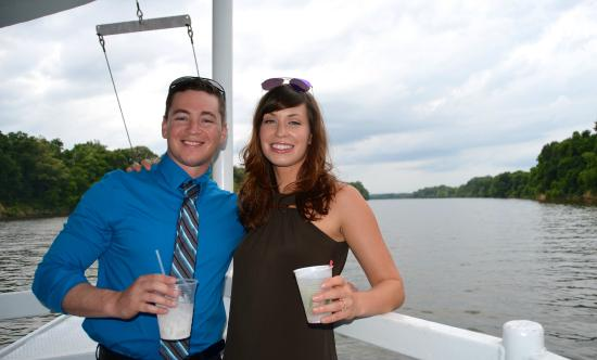 Montgomery, AL: Drinks on the River Boat