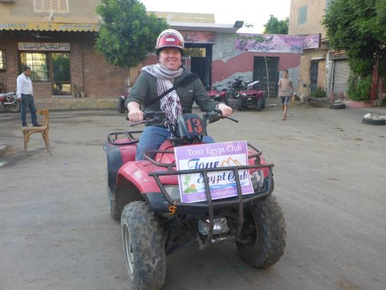 Tour Egypt Club - Private Day Tours: A little motorcycle ride
