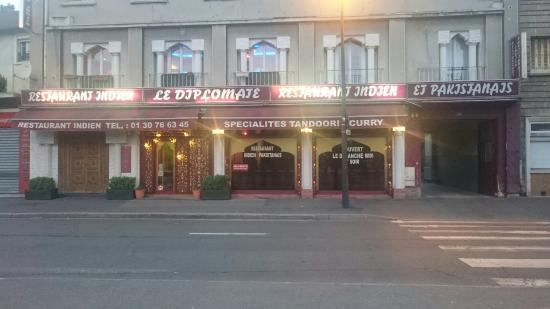 Restaurant le Diplomate D' Argenteuil