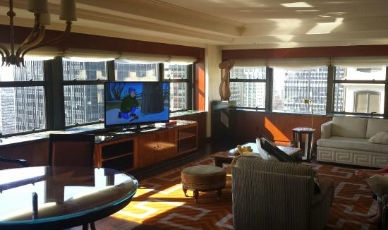 Tower Corner Suite - Picture of Lotte New York Palace, New York City - TripAdvisor