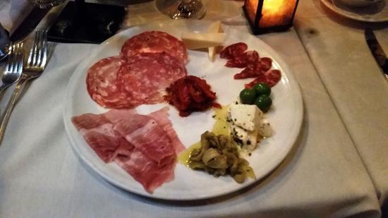 Panorama: Antipasto