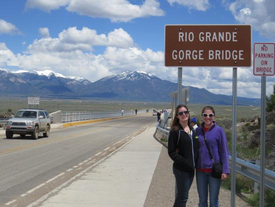 Taos County, NM: The gorge