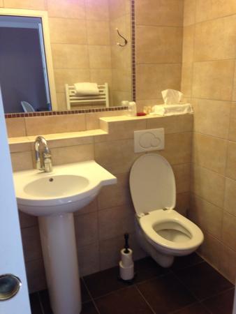 Hotel Ulysse Montpellier Centre: Sdb