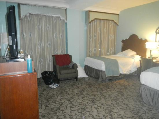 The Peabody Memphis A Deluxe Room