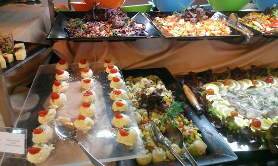 Buffet Picture Of Vincci Tenerife Golf Tenerife Tripadvisor