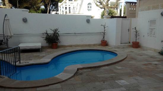Hotel Menorca Patricia: Piscina 1/3