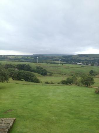 Quarlton Fold Farm : Morning view