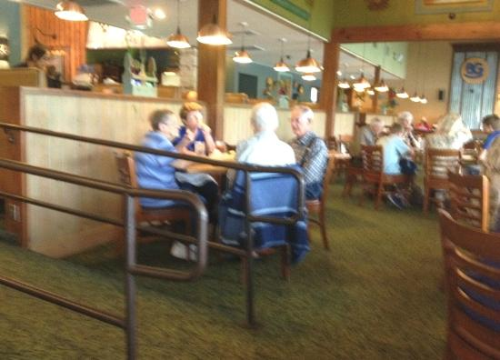 Dining Area Picture Of Billy Gene S Restaurant Kerrville