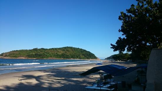 Mar Casado beach: playa 1