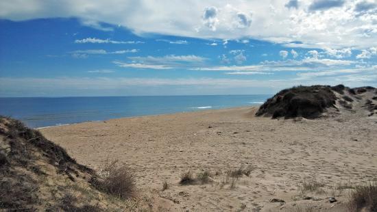 Playa de la Dehesa del Saler
