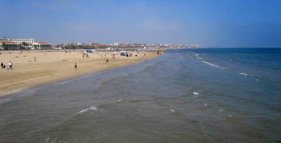 Playa de la Malvarrosa: Playa