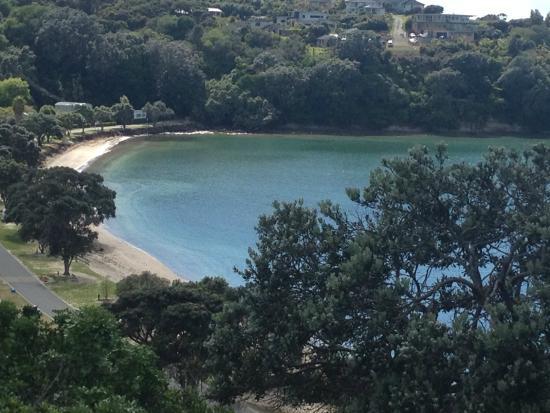 Clear View : View of Matakatia Bay