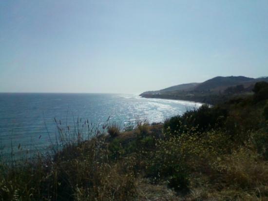El Capitan State Beach From Ada Site 83