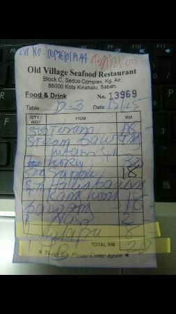 Old Village Seafood Restaurant