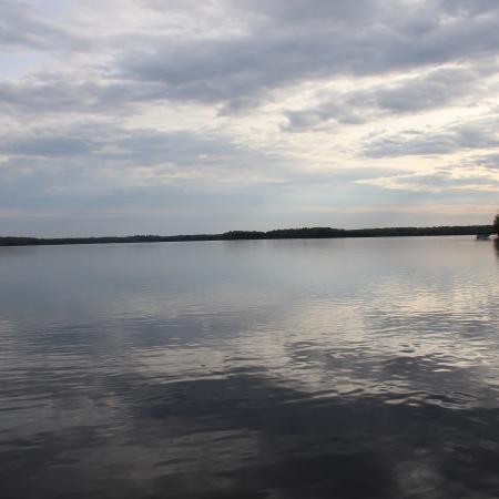 Northland Lodge: Lost land lake