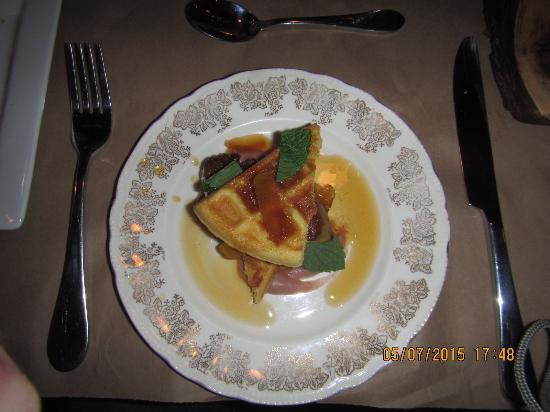 Saint-Jean-sur-Richelieu, Canadá: Foie gras