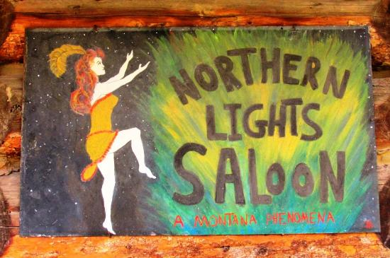 Northern Lights Saloon and Cafe: Northern Lights Saloon