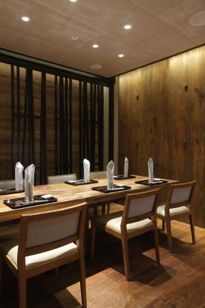 Private Dining Room Picture Of