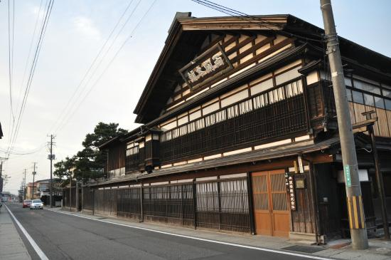 Ryozeki Sake Brewery