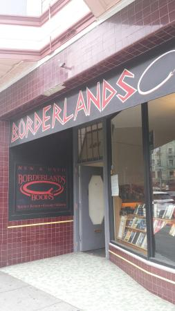 ‪Borderlands Books‬