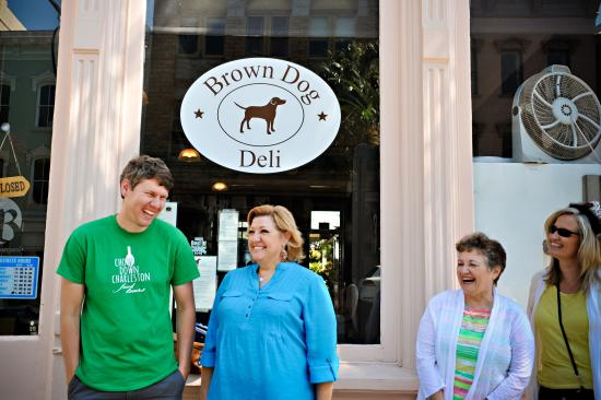Chow Down Charleston Food Tours