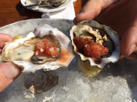 Smitty's Oyster House : Cheers!