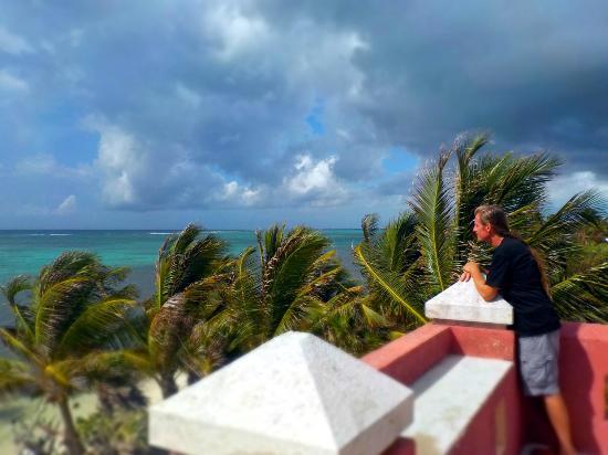 Sin Duda Villas: From the roof.