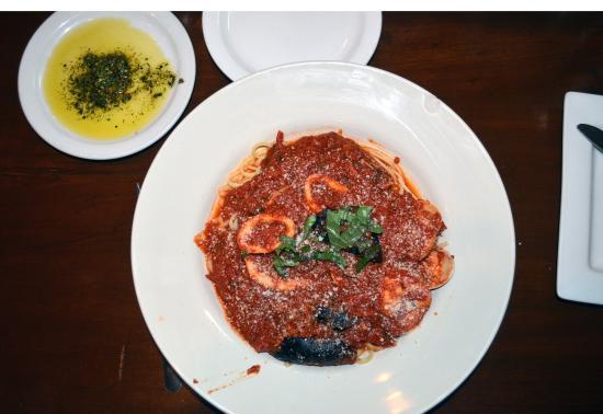 La Bella Italia : Zuppa DiPesce