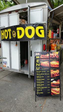 Van Hot Dog
