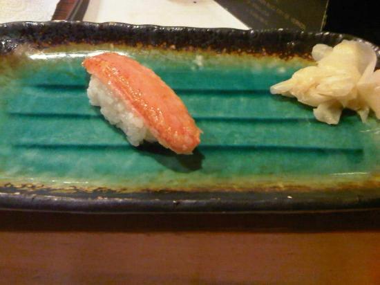 Zen Japanese Restaurant: Omakase Sushi