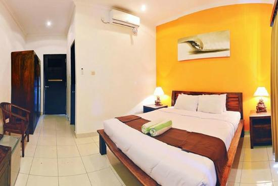 Premier Surf Camp: Deluxe Double bedroom