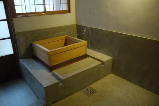 Shiga Naoya Former House: 風呂場