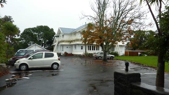 Bamber House Hostel: vu extérieur