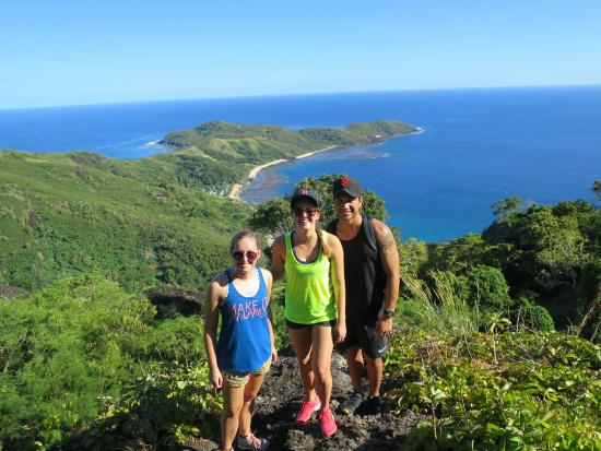 Octopus Resort: Mountain Hike