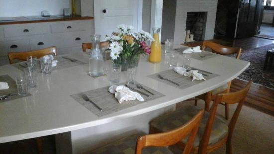 Adora Inn: Ready for breakfast