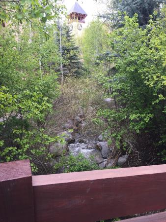 Arrowhead Village Condominiums : Creek
