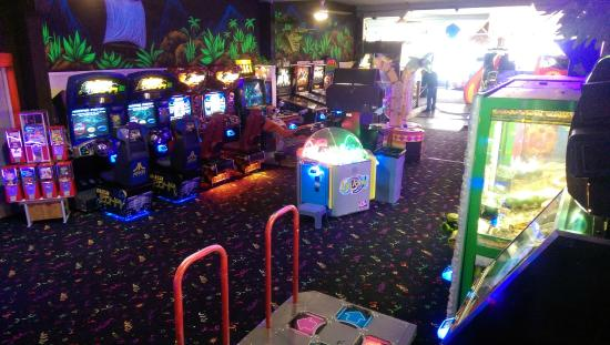 The Fun Factor Family Fun Centre - Pirates Mini Golf & Laser Tag: Racing Simulators & More!