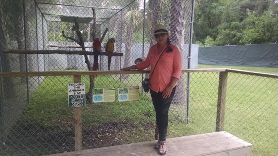 Tregembo Animal Park: Awesome Place to Visit!!!