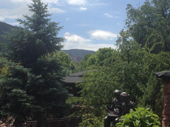 Oak Creek Terrace Resort: Amazing views