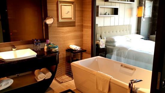 Sheraton Shanghai Waigaoqiao Hotel: Sheraton Waigaoquio Shanghai