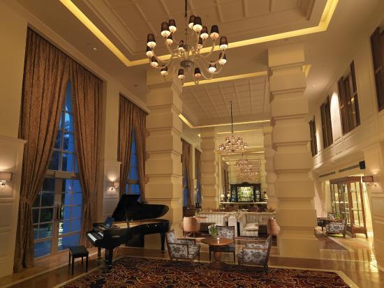 The Danna Langkawi, Malaysia: The Verandah Lounge