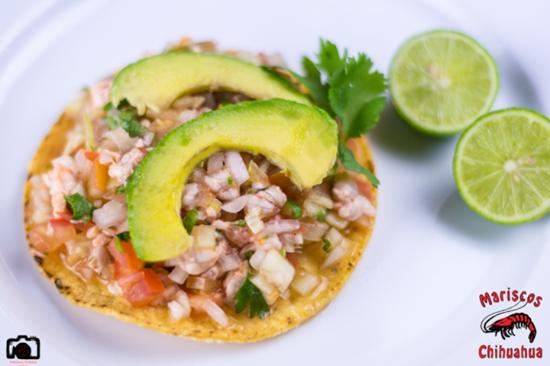 Nogales, AZ: You're a lover of ceviche, we got the perfect recipe for you! Good enough to have more than just