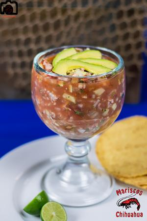 Nogales, AZ: Try the classic shrimp cocktail today, it will leave you wanting more!