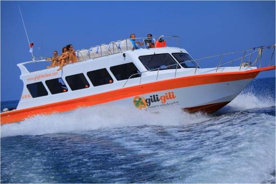 Gili Gili Fastboat