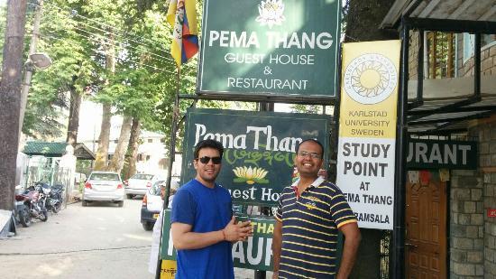 Pema Thang Restaurant