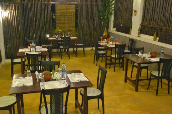 Bijans Resort : Restaurant