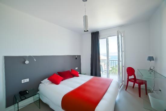 Hotel l'Isolella: chambre