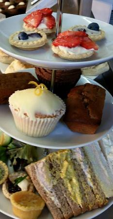 Glenfarg Hotel Restaurant: Afternoon Tea