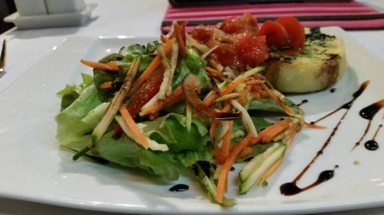 Juliana's: Feta and Spinach Tart